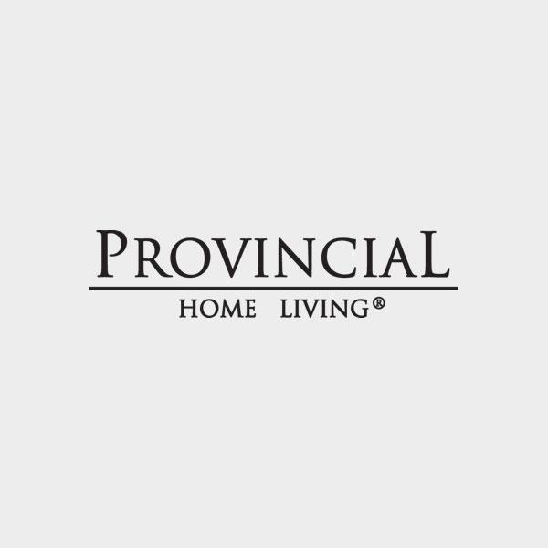 Provincial Reverse Tea Towel